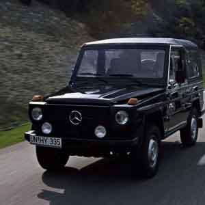 Mercedes G (1979 - 2018)