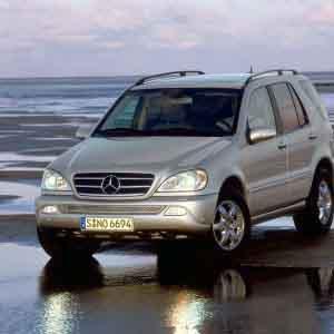 Mercedes ML W163 (1997 - 2005)