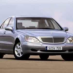 Mercedes S W220 (1998 - 2005)