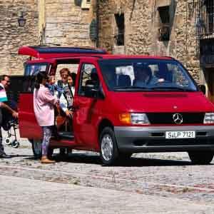 Mercedes Vito W638 (1996 - 2003)