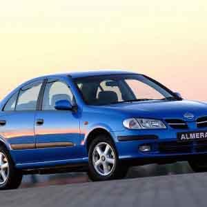Almera N16 ( 2000 - 2006 )