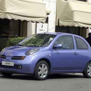 Micra K12 ( 2002 - 2010 )