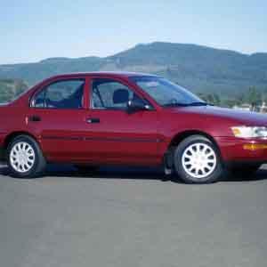 Corolla 100 (1991 - 2002)