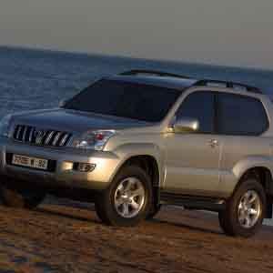 Land Cruiser Prado 120 (2002-2009 гг.)