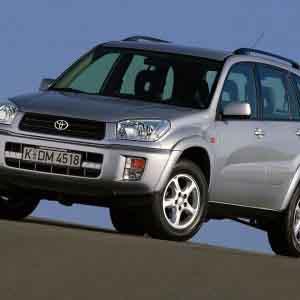 RAV4 (XA20) (2000 - 2006)