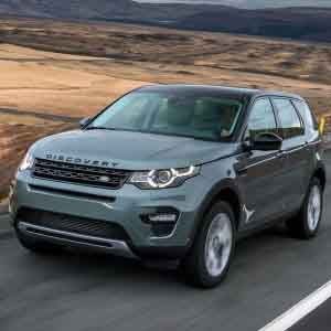 Discovery Sport (2014 - 2019)