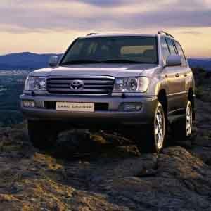 Land Cruiser 100 (1998 - 2007)