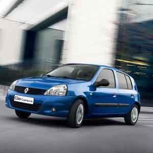 Clio II (1998 - 2008)