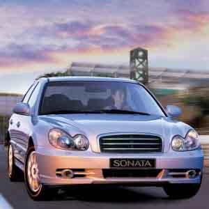 Sonata 4 EF (2001 - 2012)