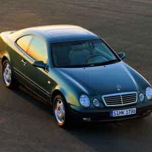 Mercedes CLK W208 (1997 - 2000)