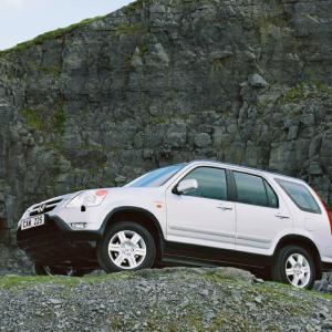 CR-V 2 (2001 - 2006)