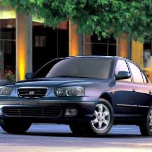 Elantra 3 (2000 - 2006)