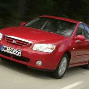 Cerato I ( 2003 - 2009 )
