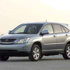 RX II (2003 - 2009)
