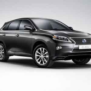 RX III (2009 - 2015)