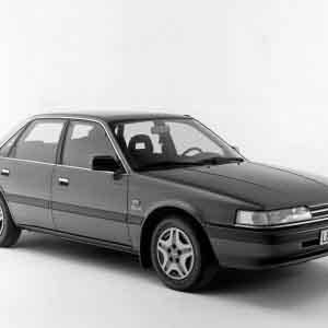 MAZDA 626 III ( 1987 - 1996 )