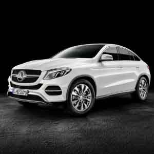 Mercedes GLE Coupe W292 (2015 - 2020)