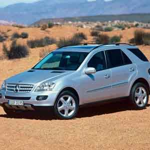 Mercedes ML W164 (2005 - 2011)