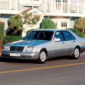 Mercedes S W140 (1991 - 1998)