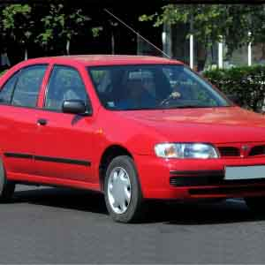 Almera N15 ( 1995 - 2000 )