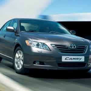 Camry 40 (с 2006 по 2011 гг.)