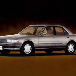 Mark 2 GX80 (с 1988 по 1996 гг.)