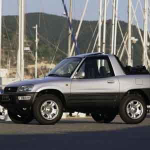 Rav 4 (XA10) (1994 - 2000)