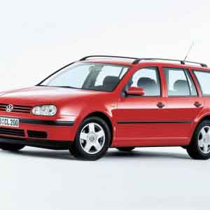 Golf 4 (1997 - 2006)