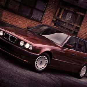BMW 5 (E34) (1988 - 1996)