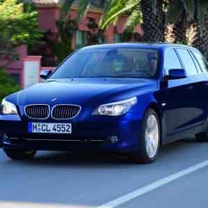BMW 5 (E60/E61) 2002 - 2010