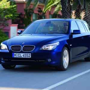 BMW 5 (G30/G31) 2016 - 2019