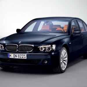 BMW 7 (E65/E66) 2001 - 2008