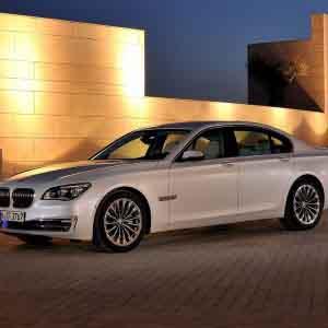 BMW 7 (F01/F02/F04) 2008 - 2015