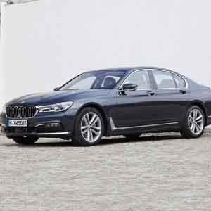 BMW 7 (G11/G12) 2015 - 2020