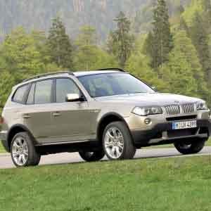 BMW X3 (E83) 2003 - 2010