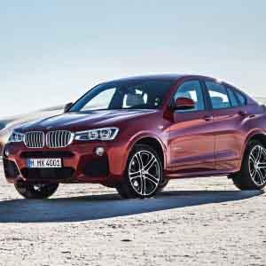 BMW X4 (F26) 2014 - 2018