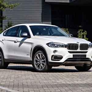 BMW X6 (F16) 2014 - 2018