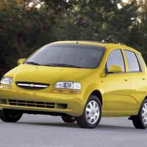Aveo T200 (2003 - 2008)