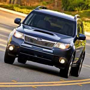 Forester S12 (2008 - 2012)