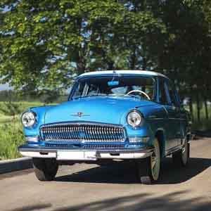 ГАЗ 21 (1956 - 1970)