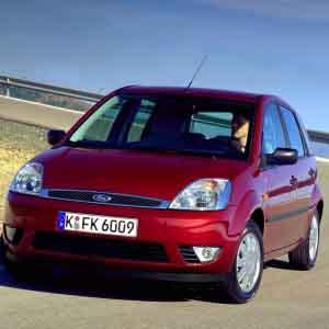 Fiesta 5 (2001 - 2008)