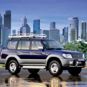 Land Cruiser Prado 90 (1996 - 1999)