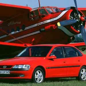 Vectra B (1995 - 1999)