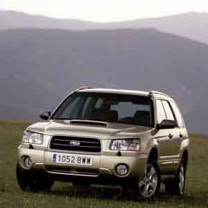 Forester S11 (2002 - 2007)