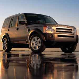Discovery 3 (2004 -2009)