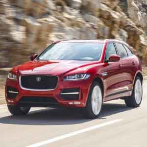 F-Pace (2016 - 2020)