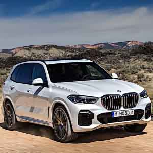 BMW X5 (G05) 2018 - 2020