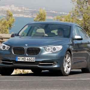 BMW 5 GT (F07) 2009 - 2017