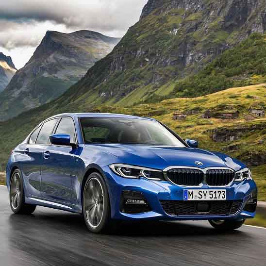 BMW 3 (G20) (2018 -2020)