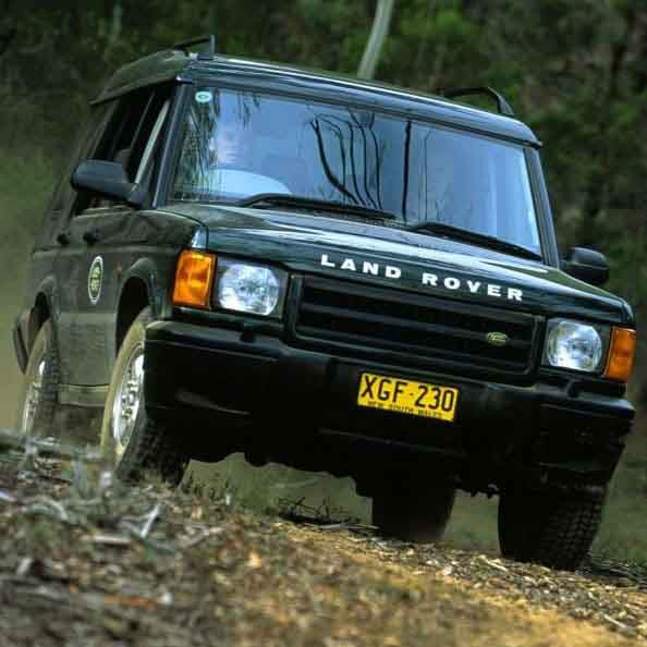 Discovery 2 (1999 -2004)